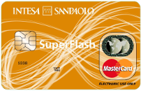 Carta Superflash Intesa